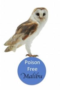 Poison Free Malibu Logo